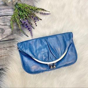 HOBO International Skyler Fold Over Clutch Bag